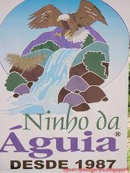 Cachoeira Ninho da Águia.