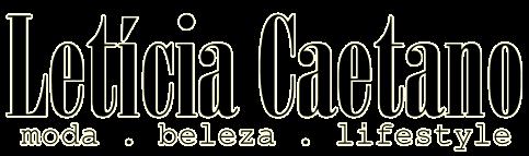 LETÍCIA CAETANO - BLOG