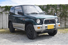 三菱 パジェロミニXR-Ⅱ (売約済)