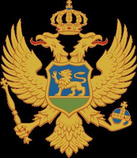 герб Черногории фото