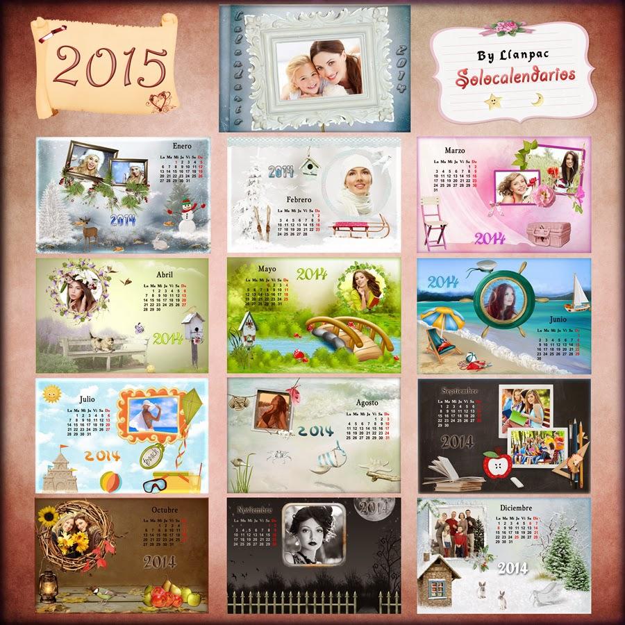 Calendario 2015 Por Mes   New Calendar Template Site