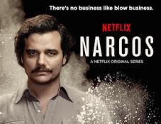 Narcos Netflix Pablo Escobal serie Television