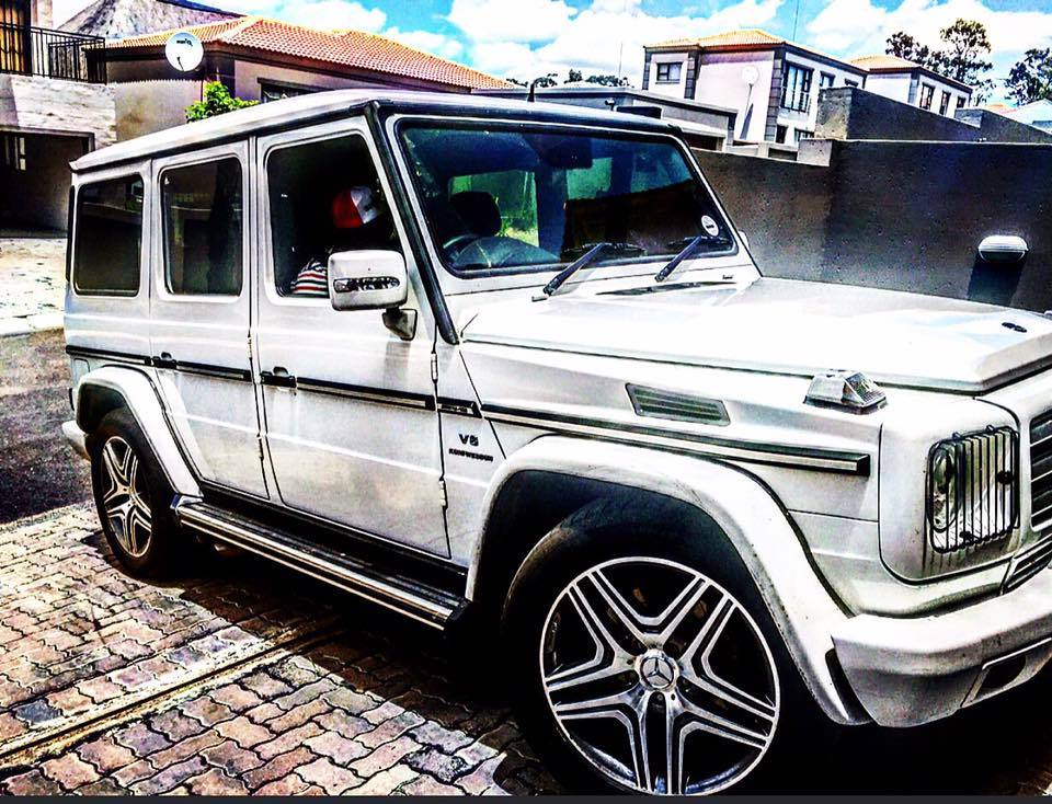 Dj 39 s production shimza buys a mercedes benz g63 for Who buys mercedes benz
