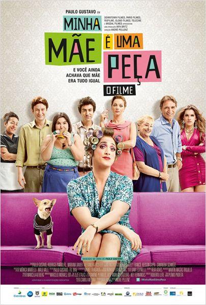 Download Minha Mãe é uma Peça: O Filme