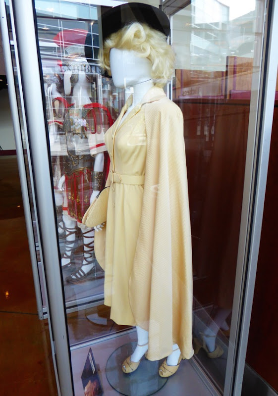 Scarlett Johansson Hail, Caesar! movie costume