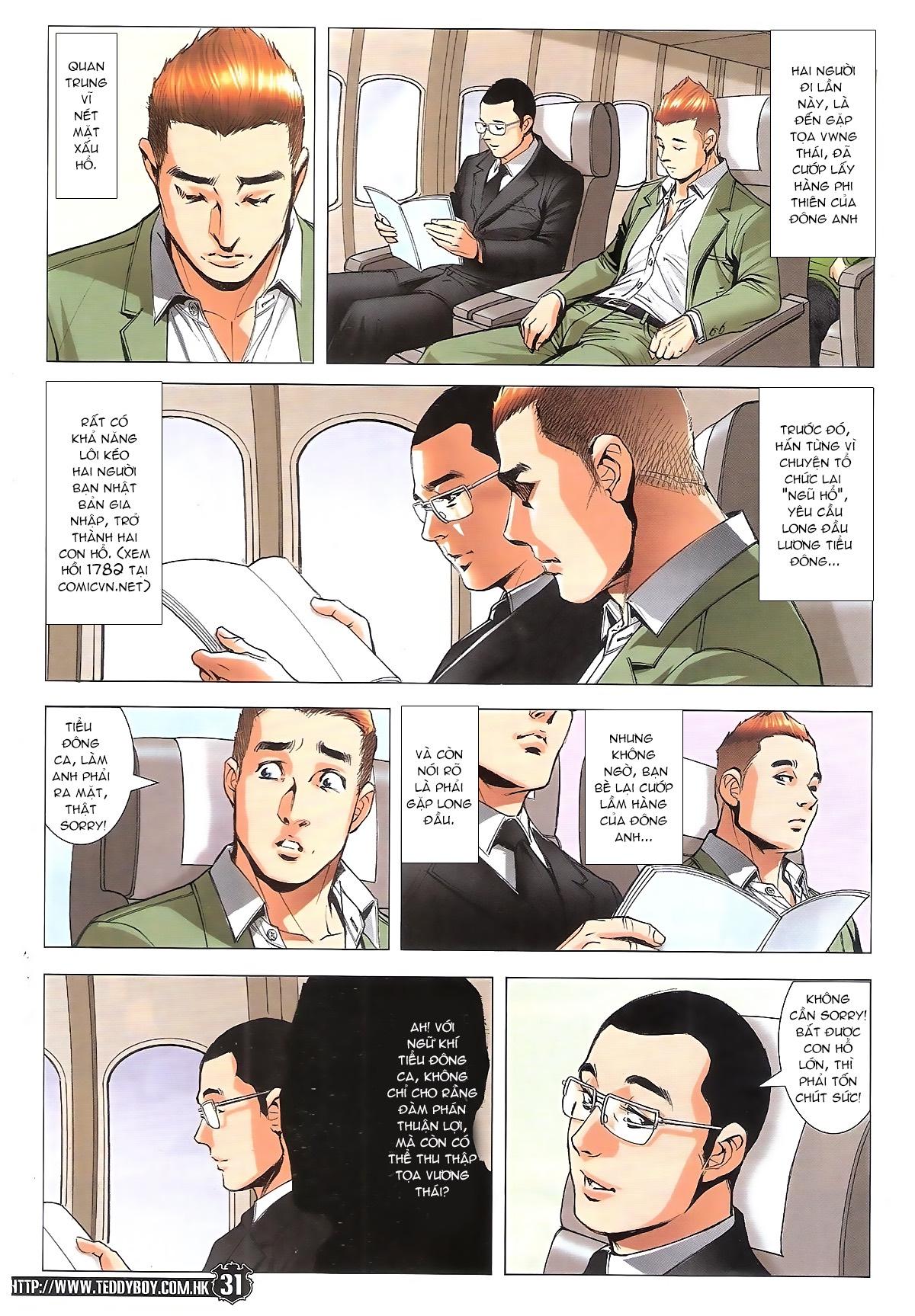 NGƯỜI TRONG GIANG HỒ trang 29