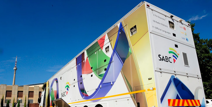 SABC: THIRD OF OUTSIDE BROADCAST TRUCKS NOT USABLE