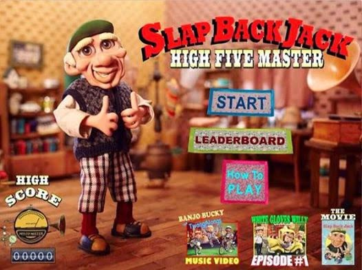 Slap Back Jack iPad Game