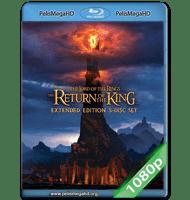 EL SEÑOR DE LOS ANILLOS: EL RETORNO DEL REY (2003) EXTENDED FULL 1080P HD MKV ESPAÑOL LATINO