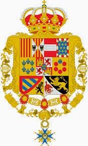 Incorpora las armas de Parma-Médicis y Farnesio