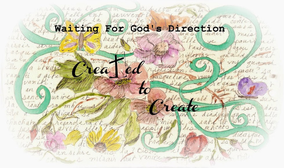Waiting For God's Direction