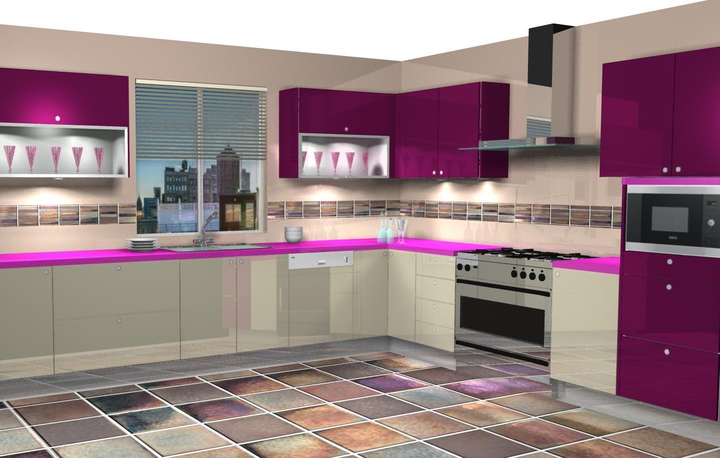 Muebles de cocina gris y crema ideas for Milanuncios muebles las palmas