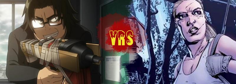 Kohta Hirano versus Andrea