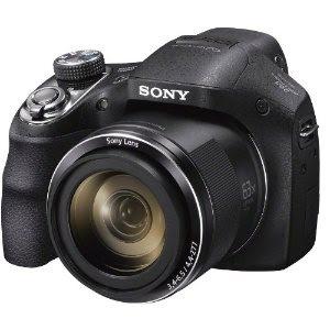 O preço sugerido da Câmera Sony Cyber-shot DSC-H400 é de R$ 1.500