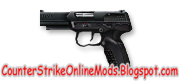 Download Five Seven from Counter Strike Online Weapon Skin for Counter Strike 1.6 and Condition Zero | Counter Strike Skin | Skin Counter Strike | Counter Strike Skins | Skins Counter Strike
