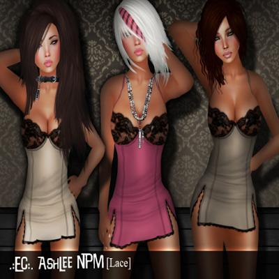 EC Box AshLee NPM [Lace] FREE