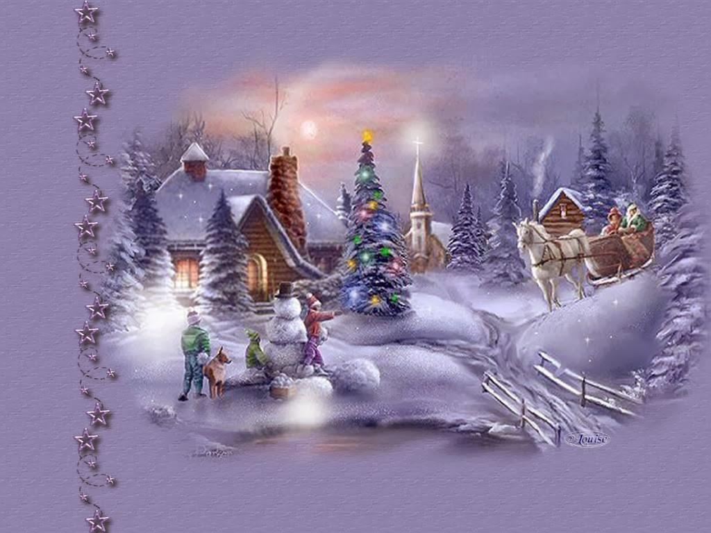 Tarjetas postales e imagenes de navidad para descargar e - Dibujos tarjetas navidenas ...