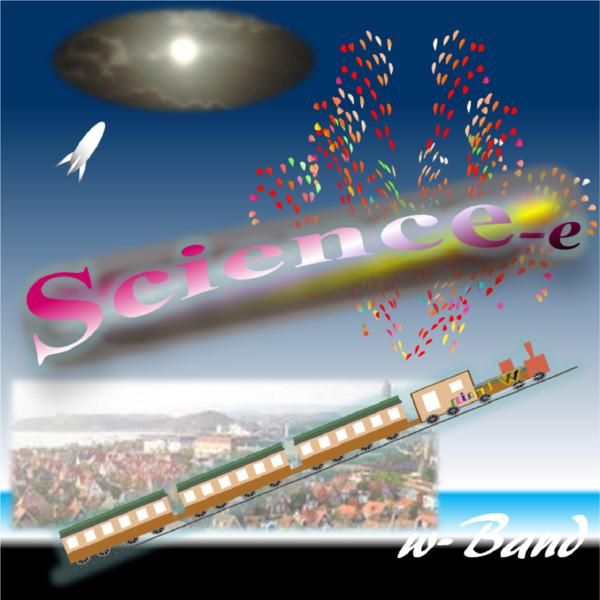 [Single] W-Band & CYBER DIVA – Science e (2016.04.11/MP3/RAR)