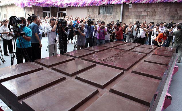 Biggest Chocolate Bar