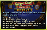BetOnSoft-Casinos Single Deck Blackjack