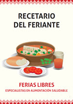 Recetario del Feriante -Chile-