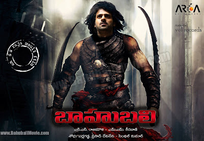 Prabhas Bahubali Movie Latest Hq Fan Made Posters