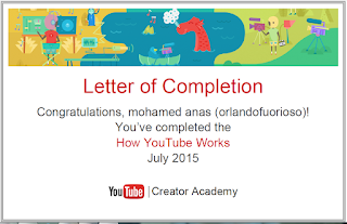 youtube egpt,-Production skill boot camp from youtube creator academy on how youtube works :
