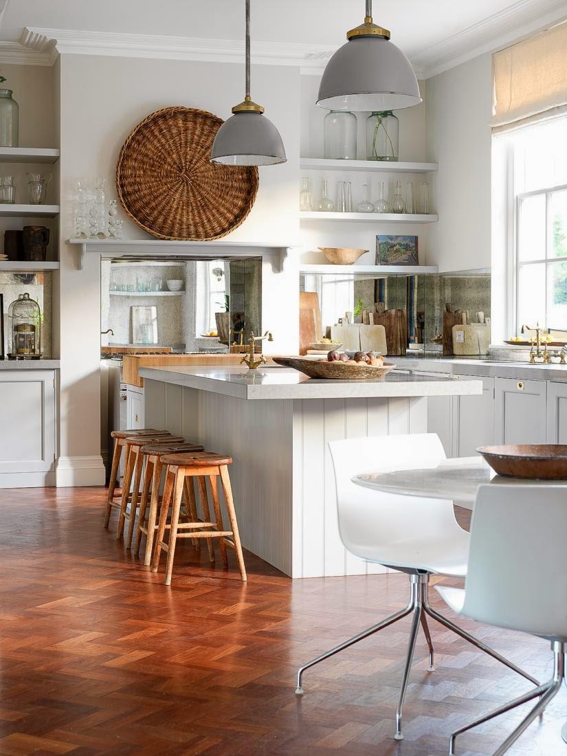 4bildcasa idee per una cucina moderna ma accogliente - Idee per la cucina moderna ...