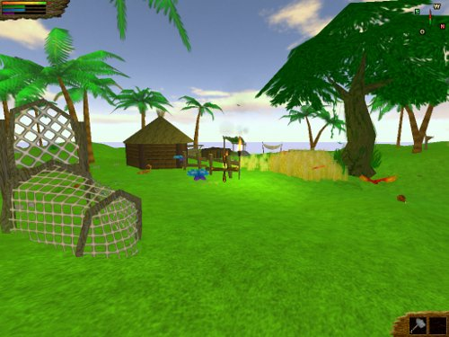 A hermit 39 s diary outdoor pc games for Good backyard games