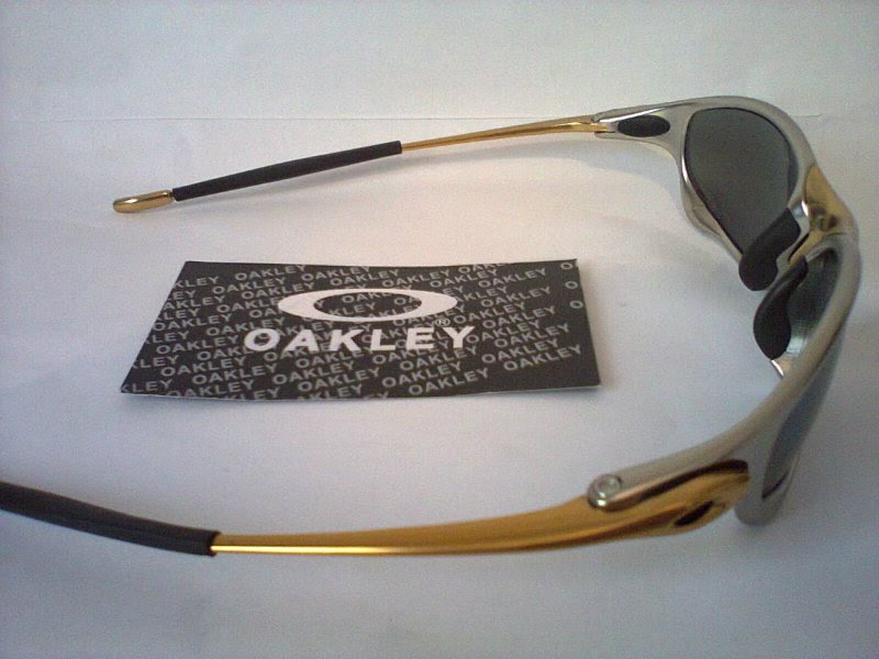 Oakley Juliet Repair