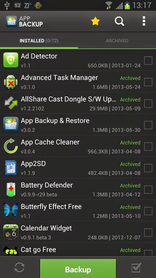 App Backup & Restore v3.2.5 Ad-Free