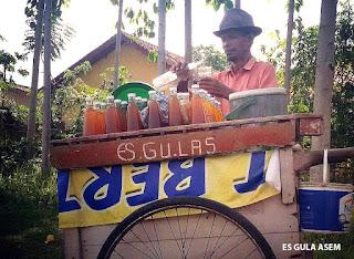 Membuat Sendiri Minuman Gula Asam yang Segar dan Menyehatkan