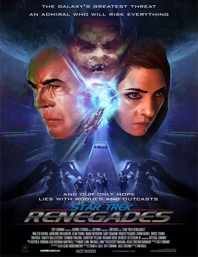 Ver Star Trek: Renegades (2015) Online