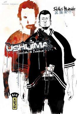 [Shôhei Manabe] Ushijima, l'Usurier de l'Ombre Ushijima-tome-1
