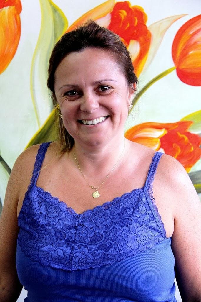 Carla Rabello, diretora do Departamento de Educação