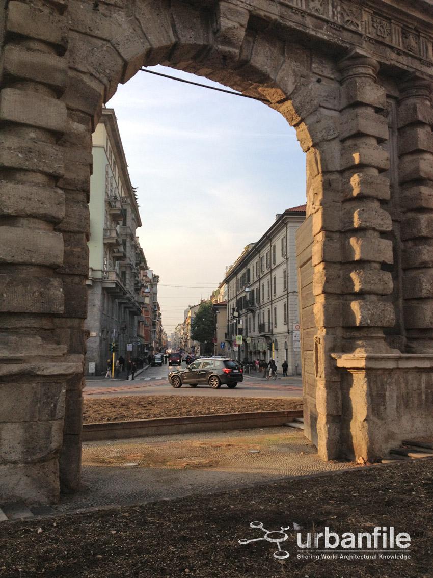 Urbanfile Milano Porta Romana Bella Cantavano I Vecchi