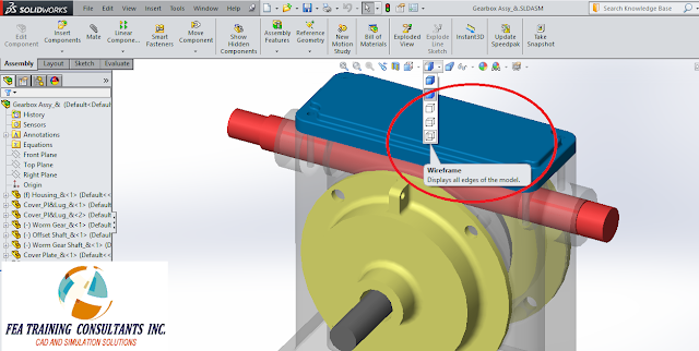 large assembly solidworks