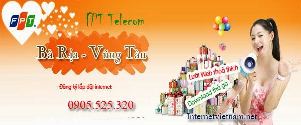 Đăng Ký Lắp Đặt Wifi FPT Thành Phố Bà Rịa