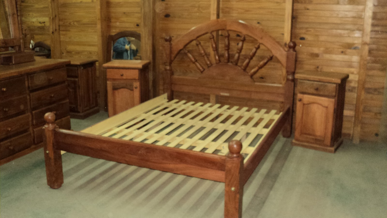 Pin cama madera plazas genuardis portal on pinterest for Precios de futones de 2 plazas