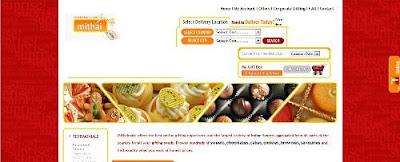 Mithai Mate Website