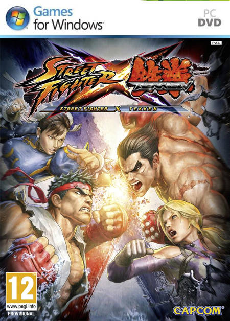 Street Fighter X Tekken PC SKIDROW download
