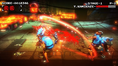 yaiba ninja gaiden z pc game review screenshot gameplay 5 Yaiba Ninja Gaiden Z CODEX