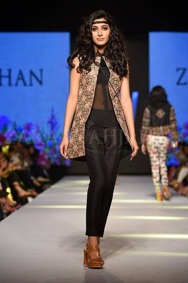 Zara Shahjahan Luxury Pret Collection 2015 TPFW