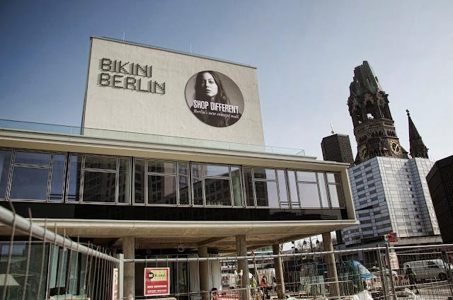Baustelle Bikini-Haus, Budapester Straße, 10787 Berlin, 11.03.2014
