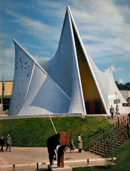 Najlepše svetske građevine Expo_58_philips