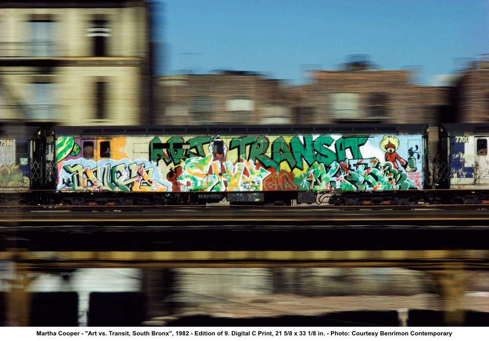 Le graffiti: Born to be wild