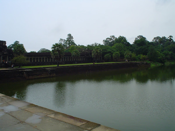 Lago de los Templos de Angkor - Camboya