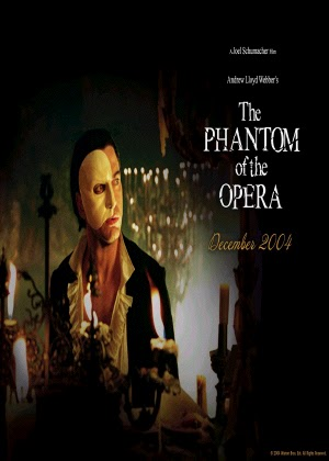 Bóng Ma Trong Nhà Hát - The Phantom Of The Opera - 2004