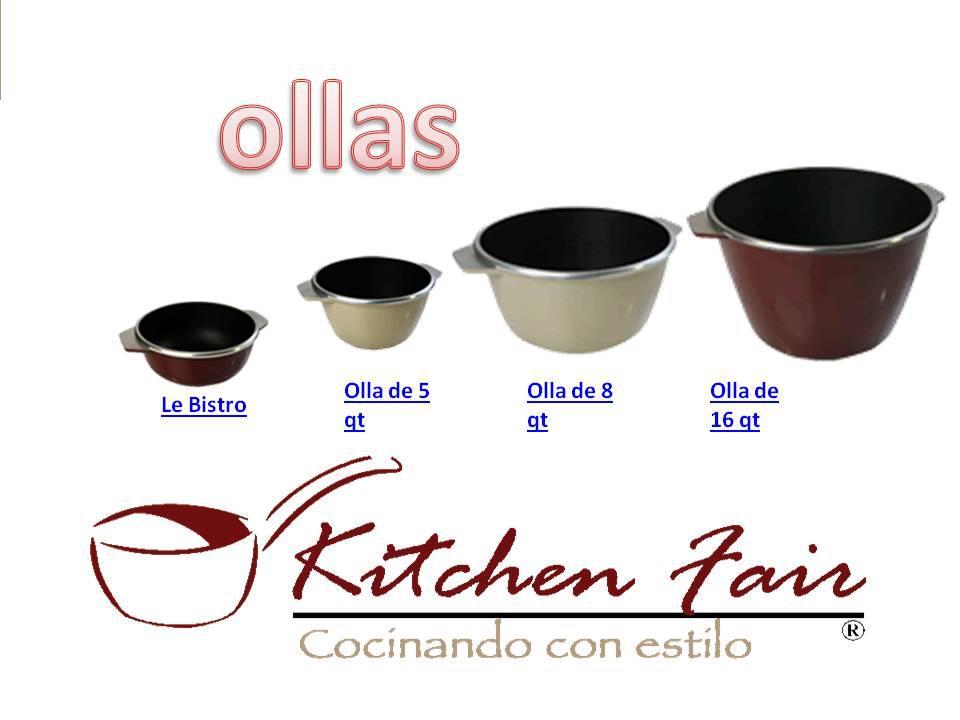 La salud comienza por la cocina: KITCHEN FAIR/POLLO AL PASTOR