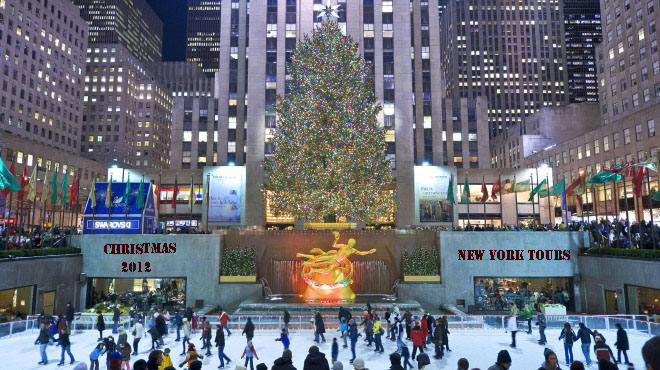 World Tour Guides Celebrate Your Christmas Holidays In